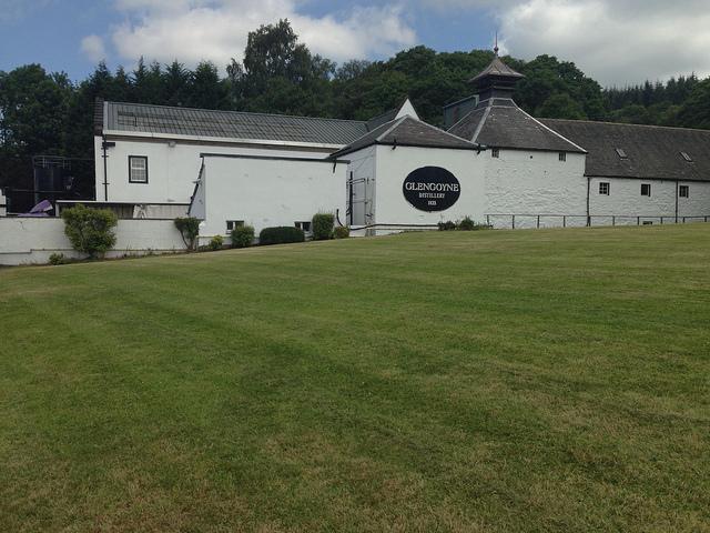West Highland Way Day 1 - Milngavie to Drymen