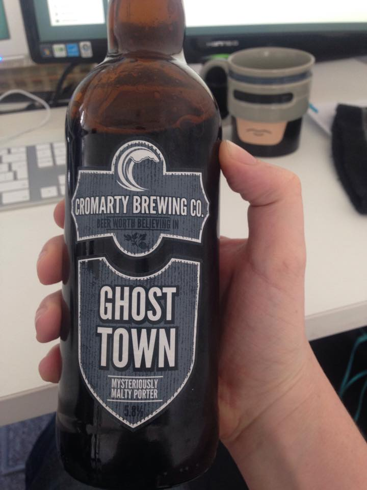 Chromarty Brewing Co Ghost Town