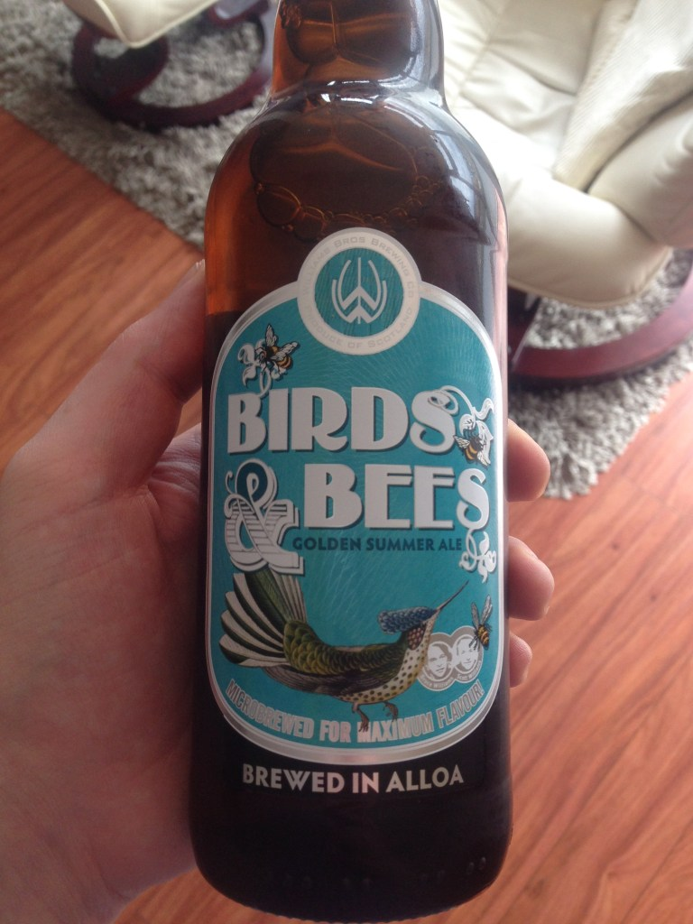 Read more about the article Birds and Bees Golden Summer Ale
