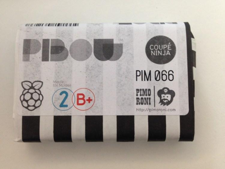 pibow ninja coupe packaging