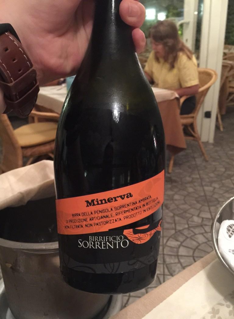 Read more about the article Birrificio Sorrento Minerva