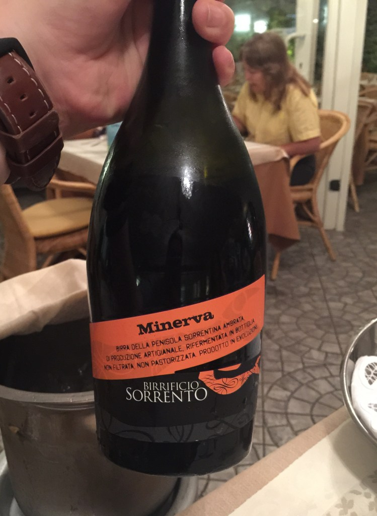 Birrificio Sorrento Minerva