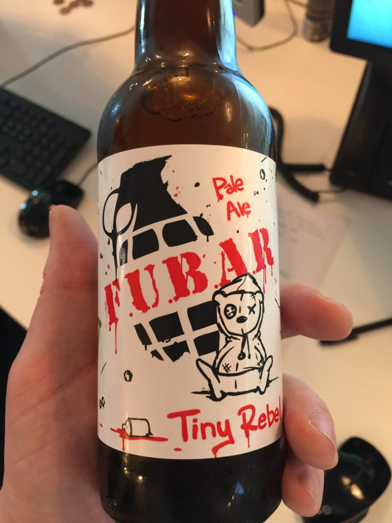 Read more about the article Fubar – tiny rebel