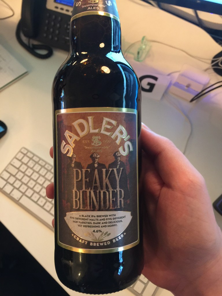 Read more about the article Sadlers Peaky Blinder