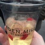 Edenmill oak aged gin with chillies
