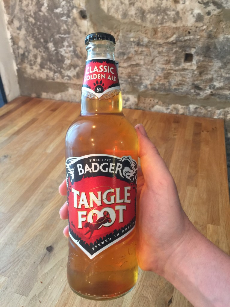 Read more about the article Badger Tangle Foot Classic Golden Ale