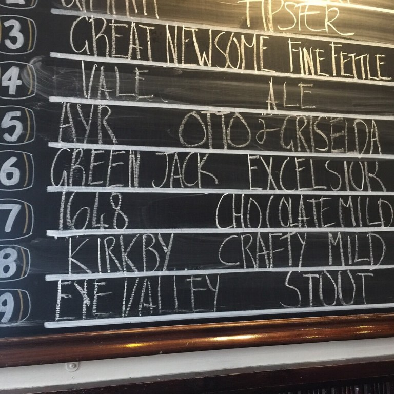 Read more about the article Ayr brewing co otto & griselda
