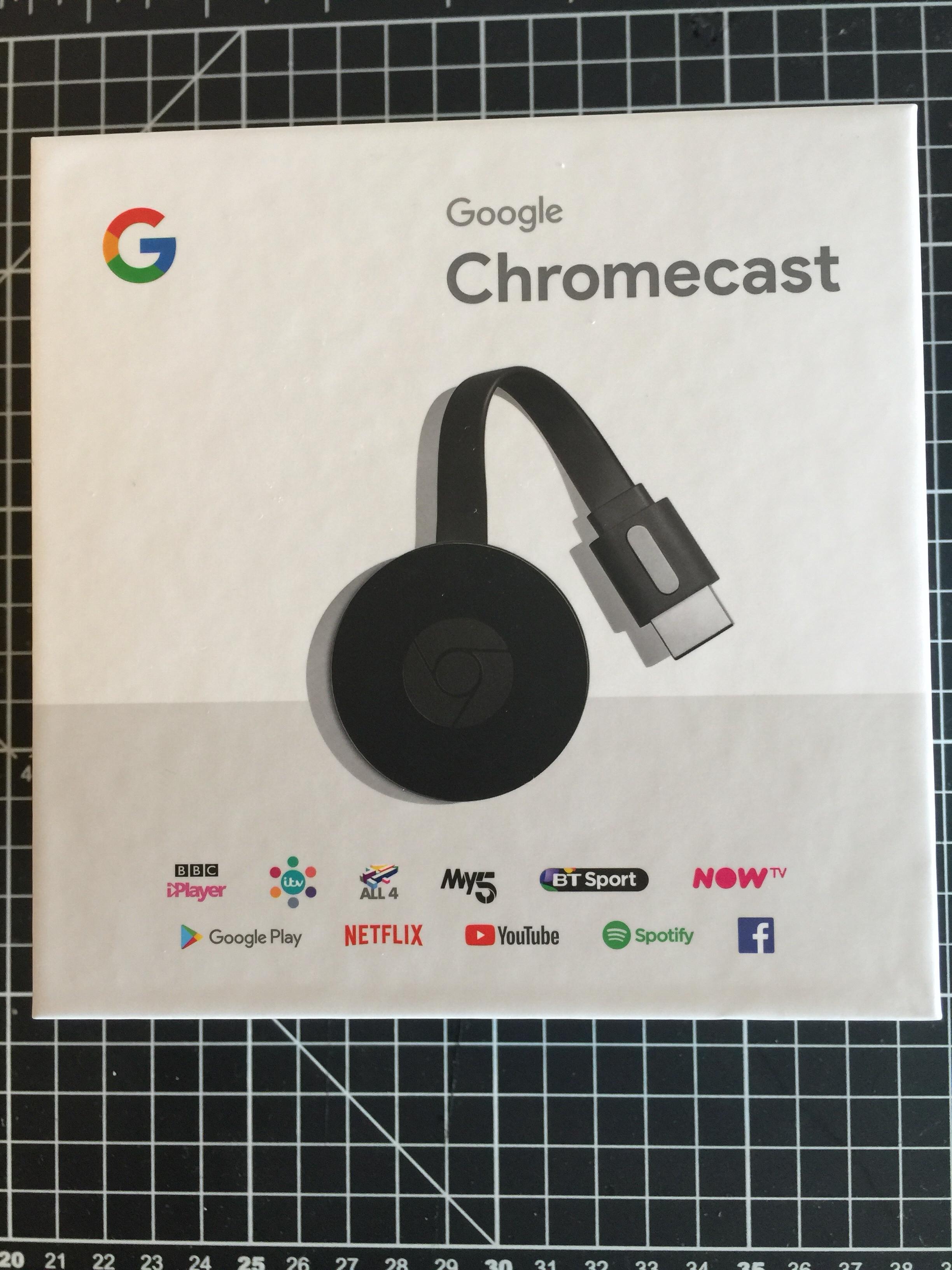 Chomecast