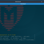 How to use metasploit to scan for vulnerabilities
