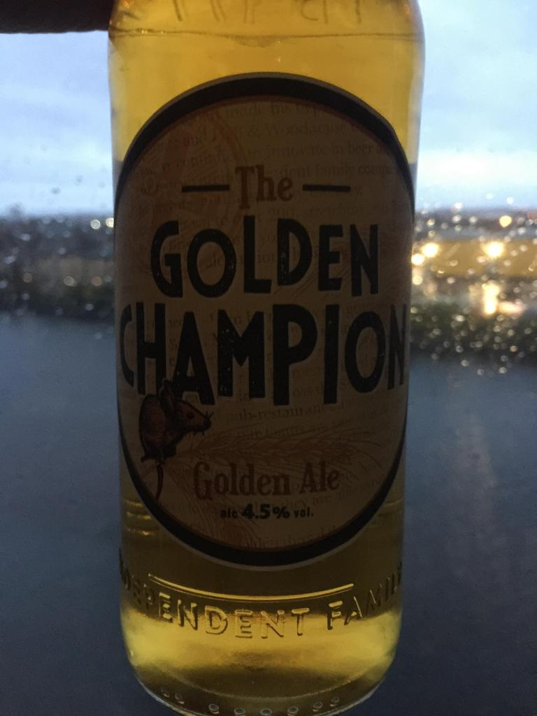 Read more about the article The Golden Champion – Golden Ale