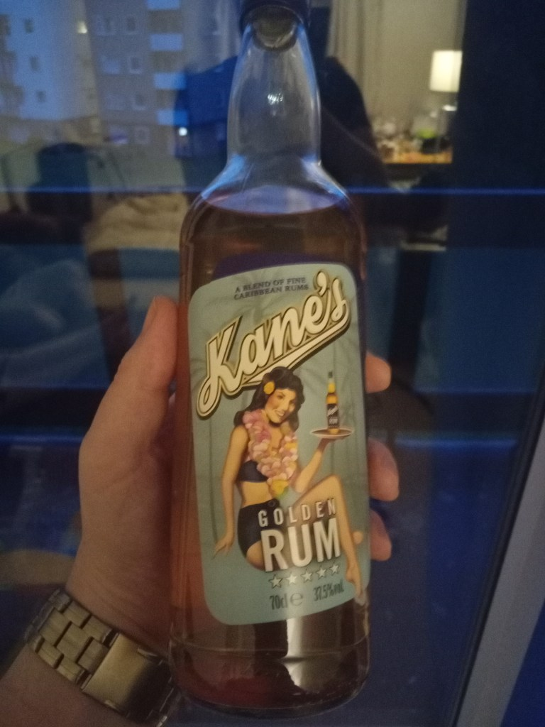 Read more about the article Kanes Golden Rum