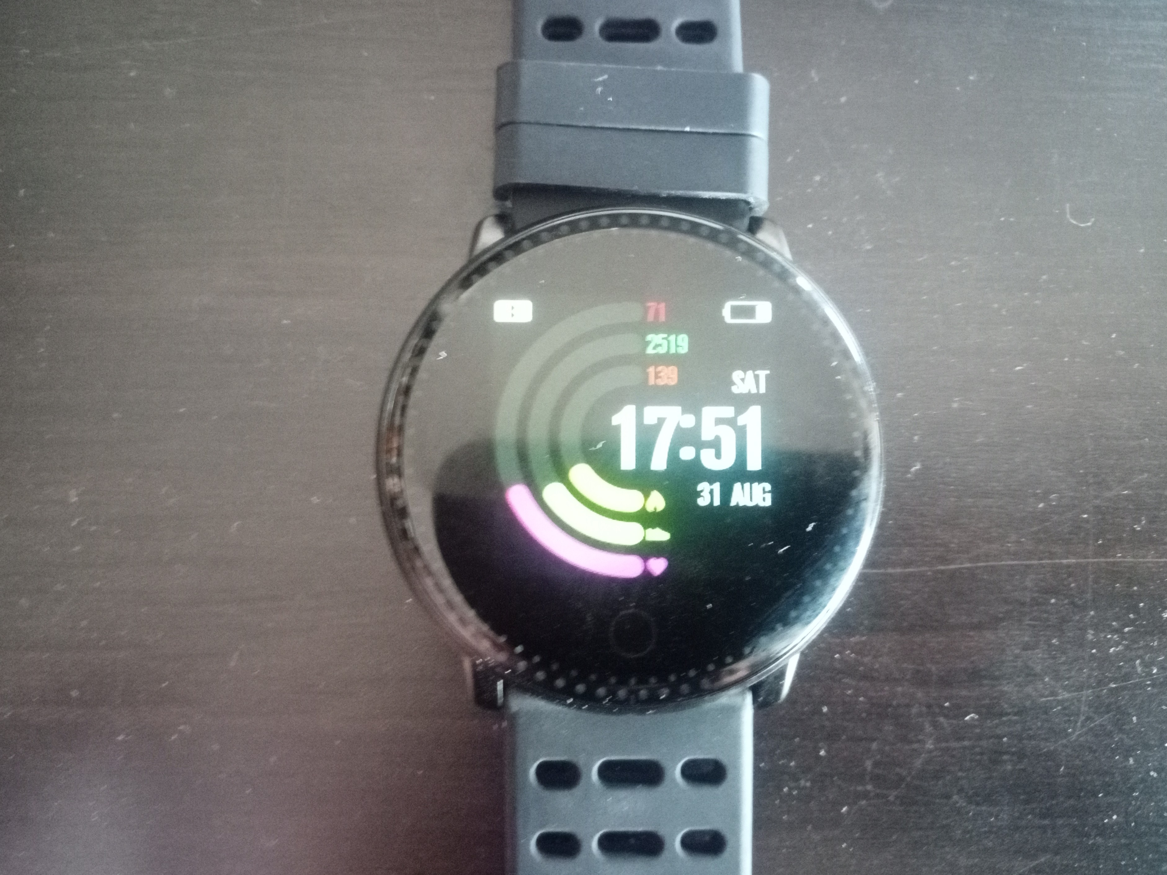 Read more about the article Umidigi Smart Watch