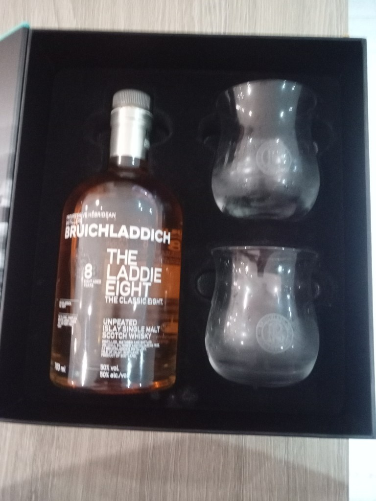 Read more about the article Bruichladdich the Laddie Eight