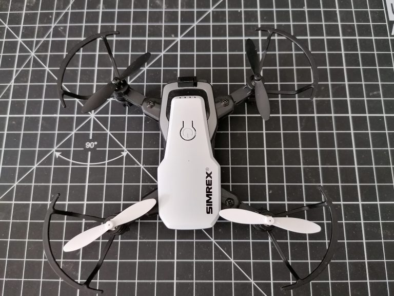 Read more about the article Simrex X300 mini drone