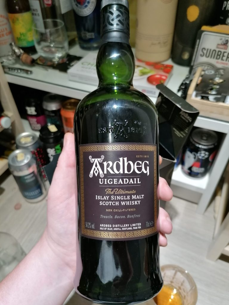 Read more about the article Ardbeg Uigedail