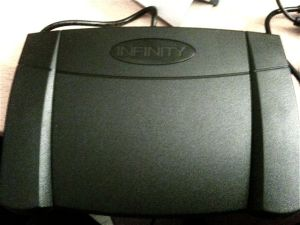 The Infinity USB Foot Control