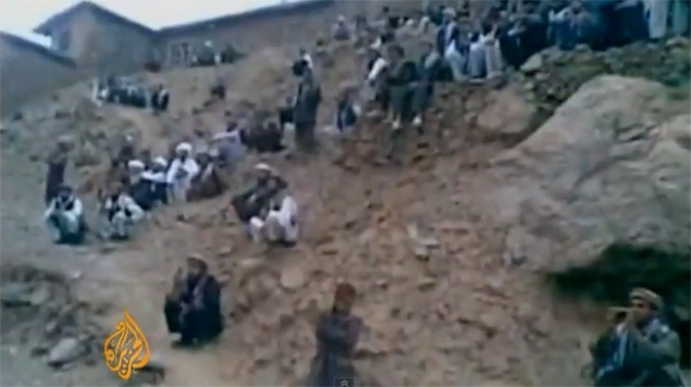 Afghan Taliban Commanders Fight Over Woman Then Have