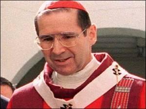 His Eminence Cardinal Roger Mahony