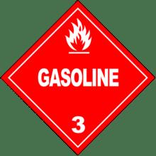 220px-HAZMAT_Class_3_Gasoline