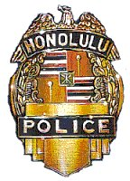 Honolulu Police Department Shield