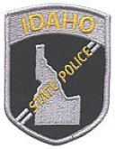 Idaho State Police Shoulder Patch