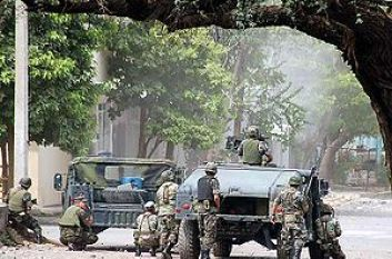 Fighting Between Cartels And The Mexican Army