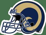 St Louis Rams Helmet
