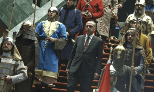 erdogan-with-warriors