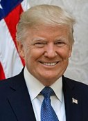 160px official portrait of president donald trump cropped