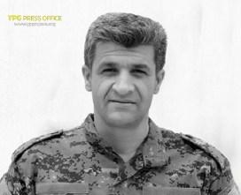 YPG Spokesman Nuri Mahmud