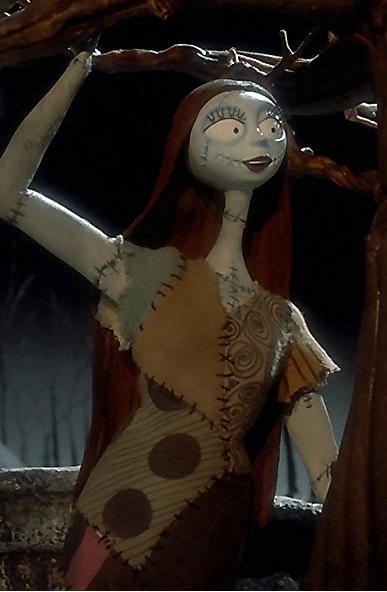 What's This?: Celebrating 25 Years of Tim Burton's The Nightmare Before Christmas #3: Sally ...