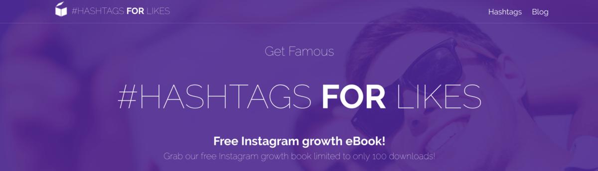 Best Hashtags for Instagram (Website) - Jonathon Spire