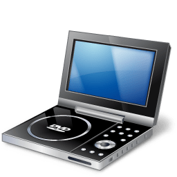 Portable-DVD-Player-icon
