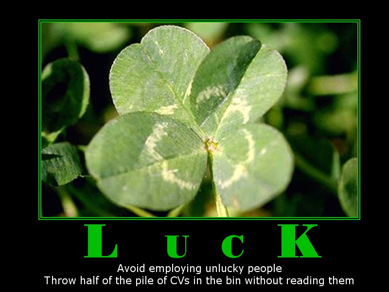 Is There Really Such A Thing As Luck?