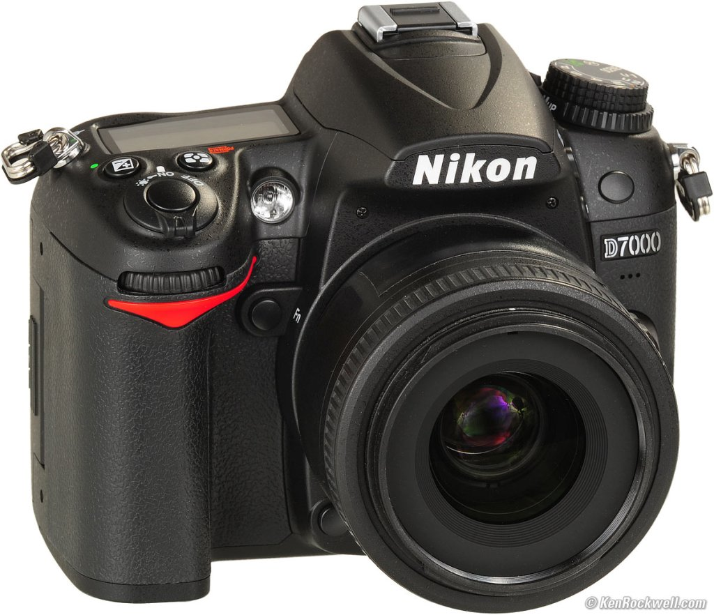 Nikon D7000 DLSR Camera additions