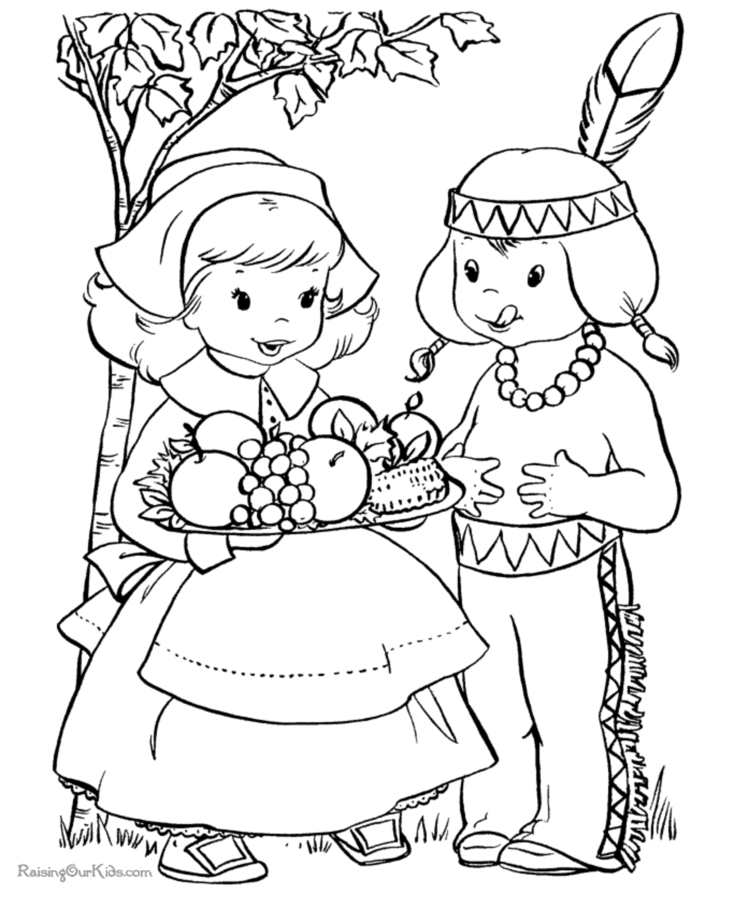 Kid S Coloring Pages