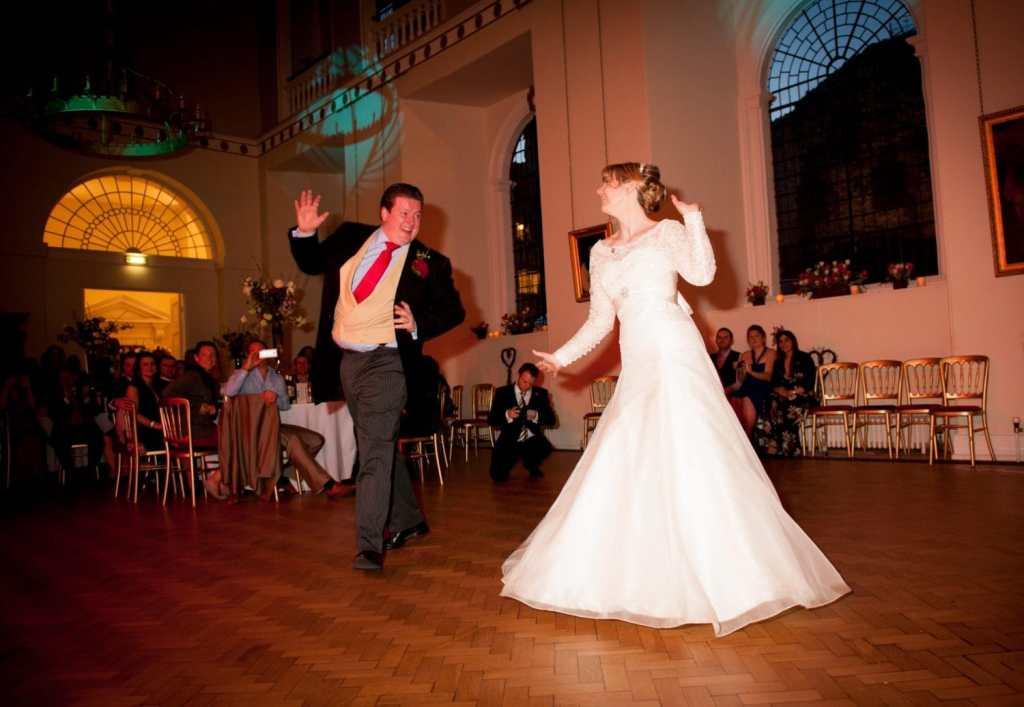 Farnham Castle First Dance