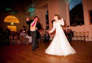 Farnham Castle First Dance