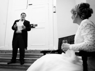 Farnham Castle Wedding Speech