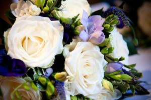 Susses wedding flowers