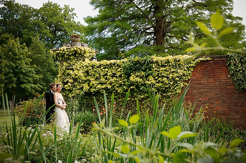Luscious Gardens at Warbrook House, Eversley
