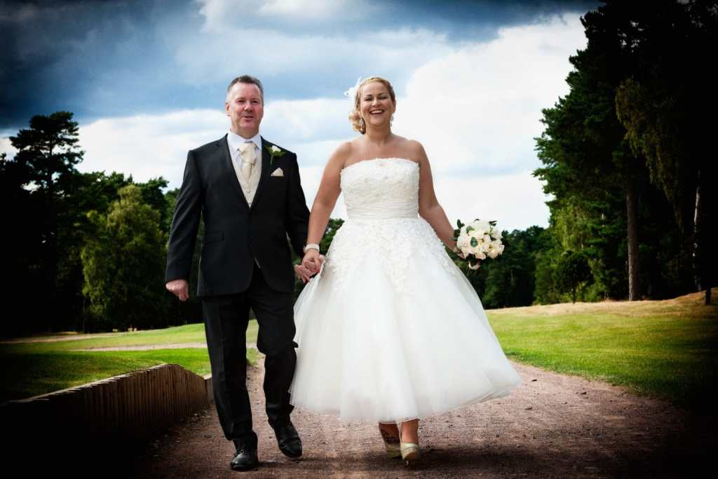 Vintage wedding at Pineridge Golf Club