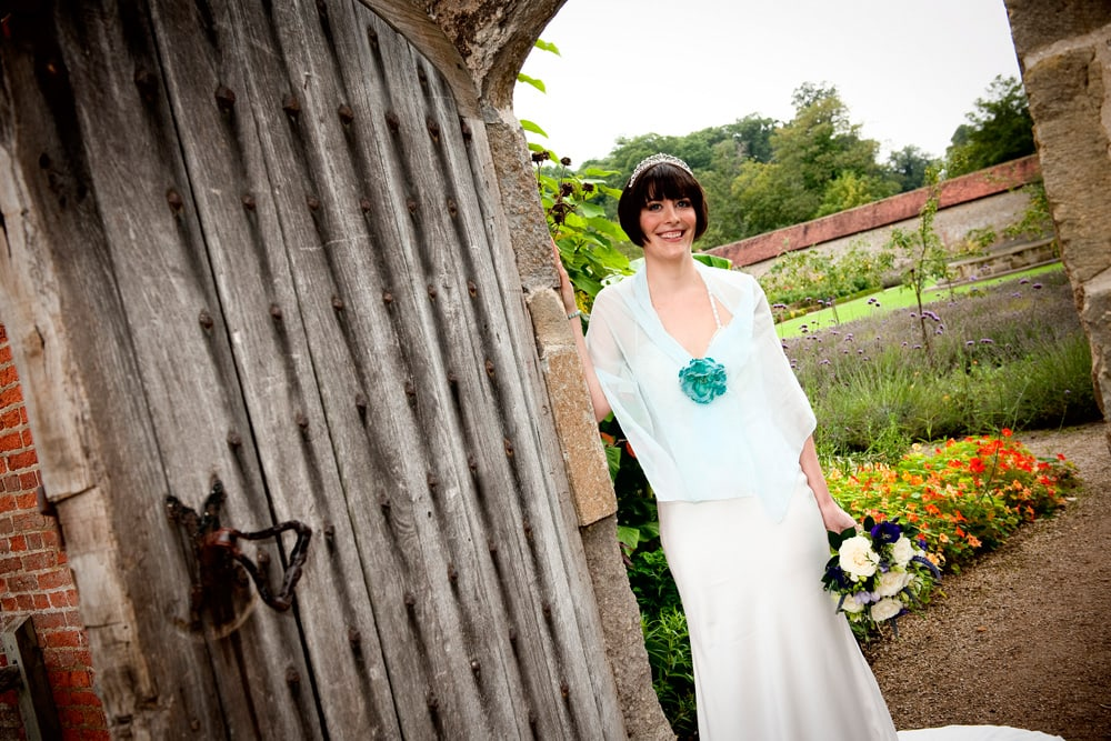 Radiant Bride, Garden Wedding, Sussex Wedding Photographer