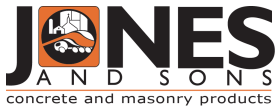 Jones & Sons Concrete & Masonry Products