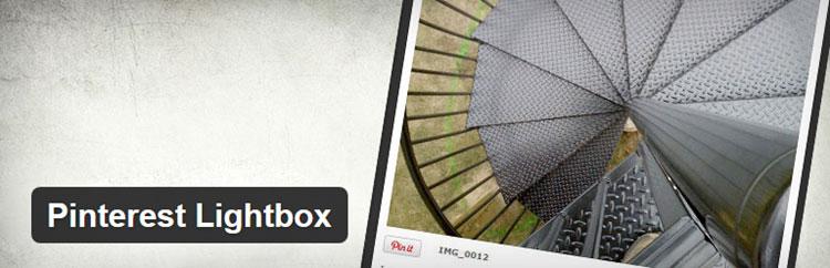 Pinterest Lightbox