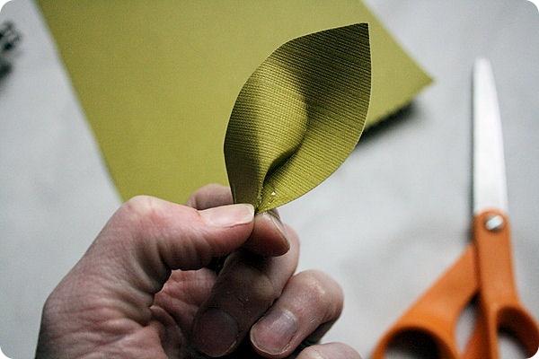 glue leaf
