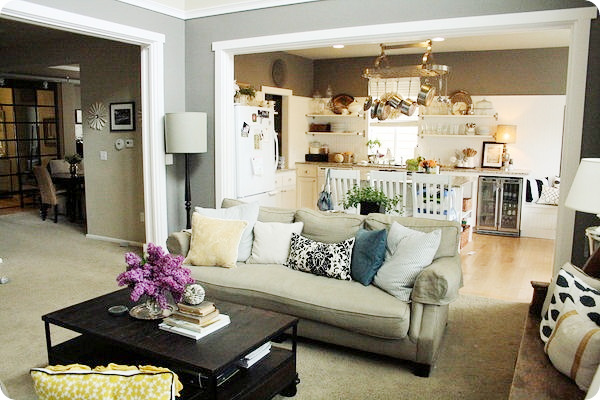 Kitchen Family Room Furniture
