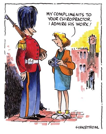 Chiropractic Humor Jones Family Chiropractic
