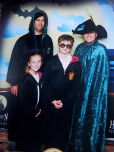 Custom Harry Potter Character Robe