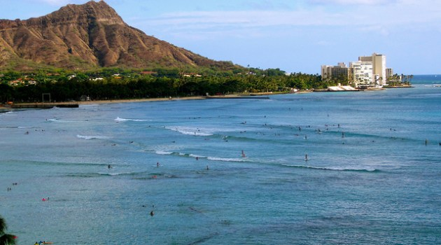 Sea Plane Tour of Oahu